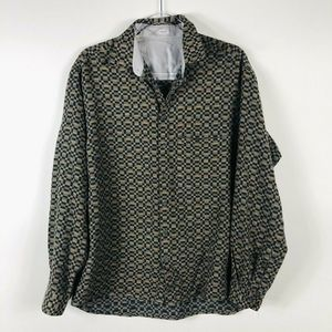 Haupt Germany Size 41 16 Long Sleeve Button Shirt